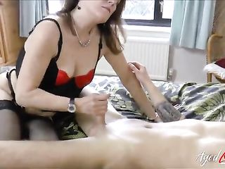 Pandora is having hardcore sex after sucking cock, because she likes to feel it in her mouth