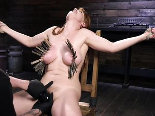 Penny Pax hard to orgasm