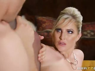 Gorgeous Mature Fucks a young guy