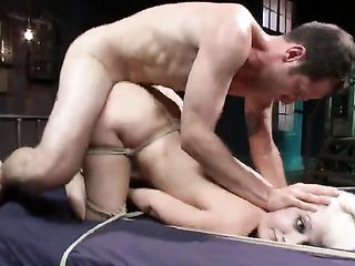 Bdsm porn blonde with big booty