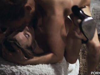 Anya Olsen gets pleasure from BDSM