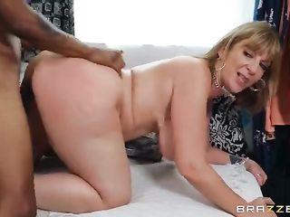 Sara Jay gives a black gigolo