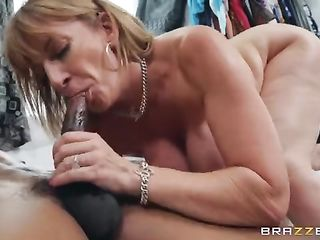 Sara Jay gives a black gigolo