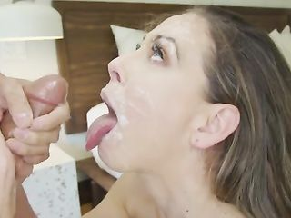 Cherie Deville makes a great Blowjob