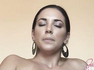 Orgasm Jelena Jensen with vibrator