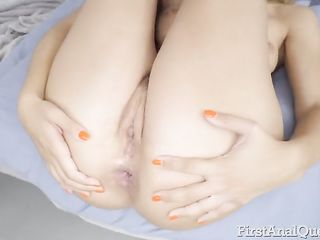 Shona River has anal sex