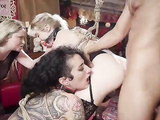 BDSM Lovers Party - Bondage Sex and Deepthroats
