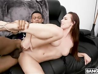 Student fucks sexy stepmom Aidra Fox