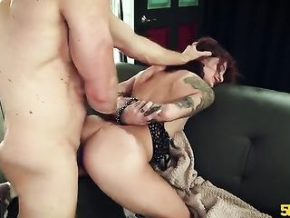 Tough sex with Roxy Ryder
