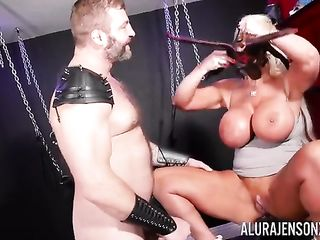 Alura Jenson - fuck me in the dungeon
