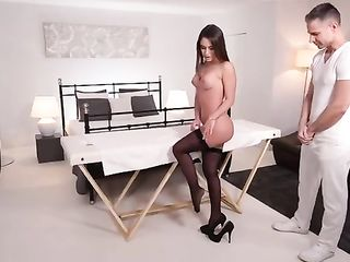 Lana Roy Seductive Russians Threesome Fantasy