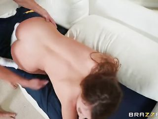 Sex with a beautiful cheerleader after the match