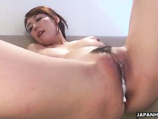Akari Asayiri, Suzu Miyano and Yume Mizuki in a Japanese threesome